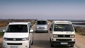 Ćwierć wieku z Volkswagenem Californią