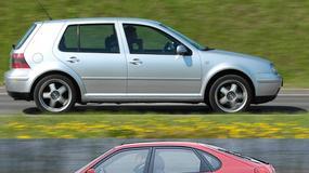 Volkswagen Golf kontra Toyota Corolla: pojedynek na szczycie