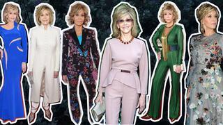 Wszystkie tajemnice ponadczasowego stylu 79-letniej Jane Fondy