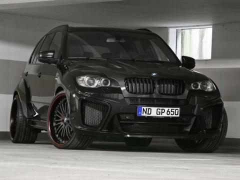 Аэродинамический обвес BMW X5M E70 G…