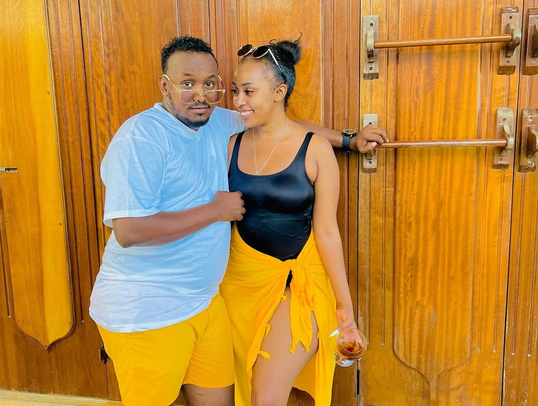 Socialite Amber Ray introduces new boyfriend, showers him with sweet words as he turns a year older (Photos) [ARTICLE] - Pulse Live Kenya