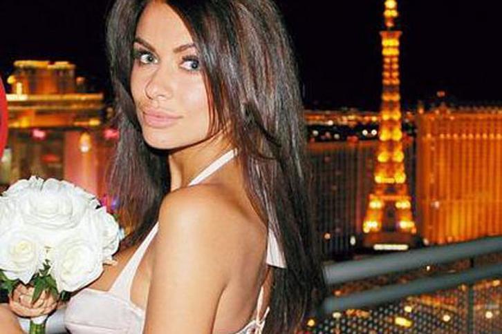 Natalia Siwiec w dniu ślubu