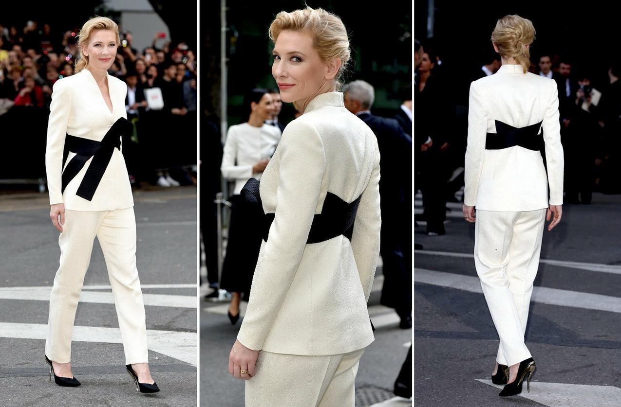 Cate Blanchett best look armani