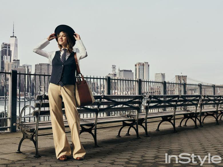 Alexa Chung jako Annie Hall