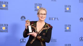 Mocne i emocjonalne przemówienie Meryl Streep na 74. gali Złotych Globów