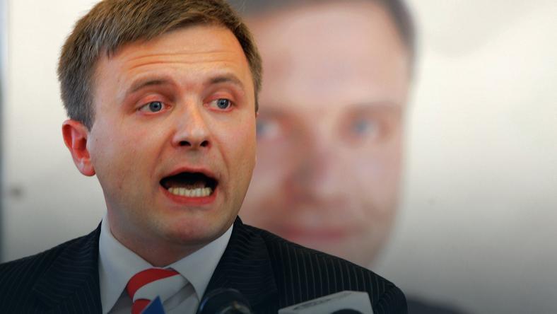 Агенство Внутренней Безопасности задержало Матеуша Пискорского за подозрение в шпионаже в пользу России