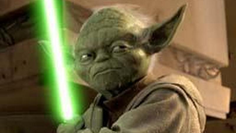 """Kadr z filmu """"Gwiezdne wojny: Część III - Zemsta Sithów"""""""