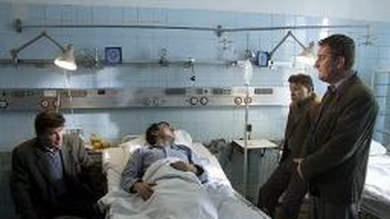 """Kadr z serialu """"Katastrofy górnicze"""" (fot. TVN)"""