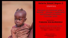 Tajemnice Namibii: niezwykły wermisaż Tomasza Kochańskiego w Galerii Bagno 2