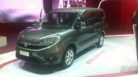 IAA 2014: nowy Fiat Doblo
