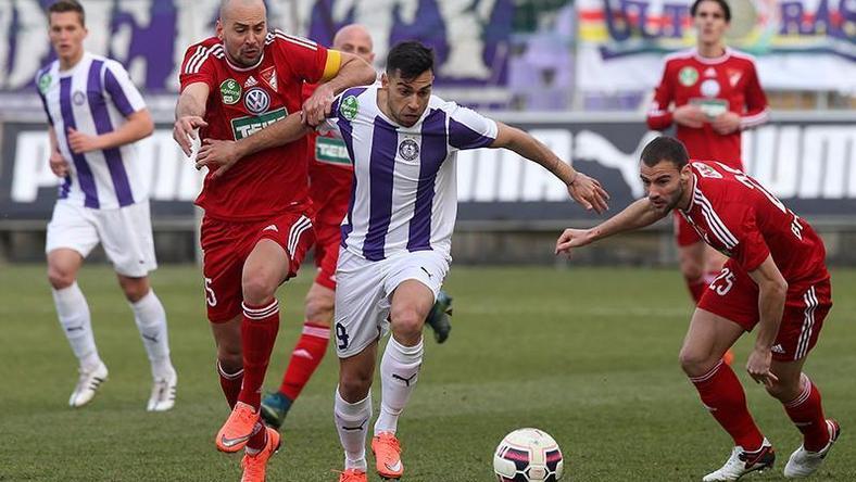 Döntetlent játszottak a felek /Fotó: Újpest FC Facebook-oldala