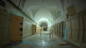 Opuszczone więzienie w Łęczycy