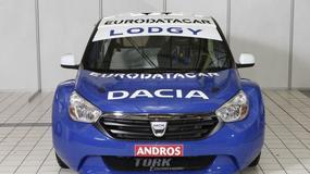 Wyścigowa Dacia Lodgy Glace zapowiada nowe auto