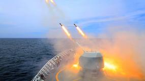 Chińska marynarka ćwiczy na spornym Morzu Południowochińskim