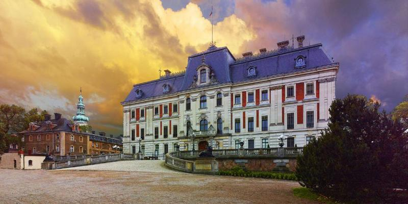 Najpiękniejsza rezydencja na Śląsku