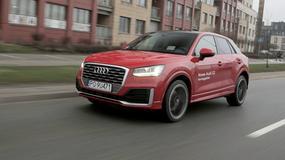 Audi Q2 1.4 TFSI - rywal Mini Countrymana