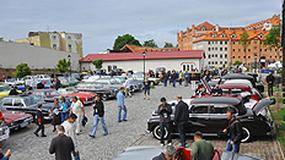 VII Zlot zabytkowych Mercedesów - Gwiazdy w Rynie