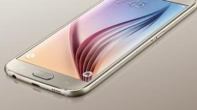 Samsung Galaxy S6 w brązowej wersji