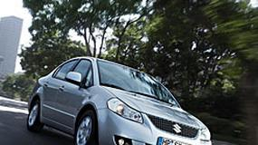 Suzuki SX4: wersja sedan w Genewie