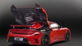 Porsche Cayman o mocy 750 KM