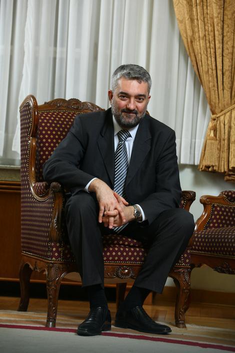 Dušan Petrović, nekadašnji ministar Demokratske stranke
