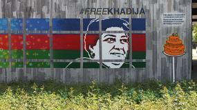Nowy mural w Warszawie. Poświęcony skazanej politycznie dziennikarce