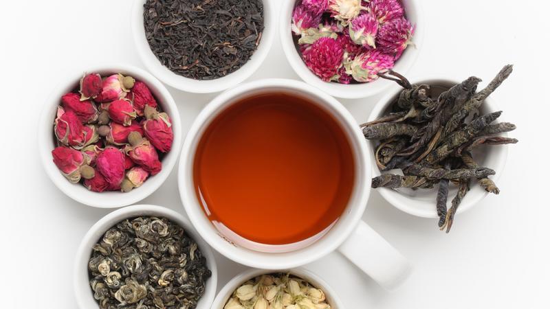 Kawa i herbata - kosmetyki doskonałe!