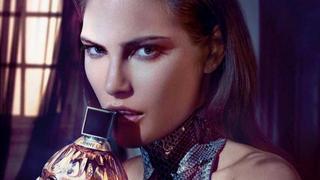 Catherine McNeil w nowej kampanii perfum Jimmy Choo
