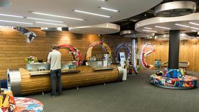 Wyjątkowe wnętrza biura Google we Wrocławiu