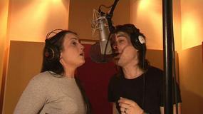 """Byliśmy na nagraniu """"Piosenki Olimpijskiej""""!"""