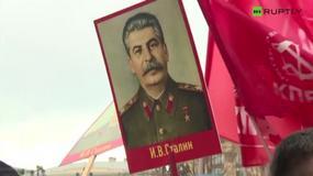"""Kult Stalina w Rosji. """"Putin wyciąga właściwe wnioski"""""""