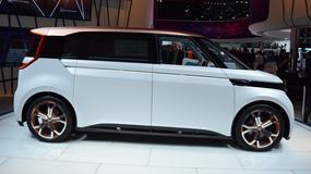 Volkswagen Budd-e - futurystyczny Ogórek (Targi Genewa 2016)