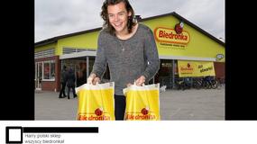 One Direction: Gdy nie wiesz co powiedzieć? - Polski sklep [memy po wywiadzie dla Onetu]