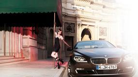 Artystyczna sesja z BMW 6 Gran Coupe w tle