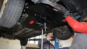 Solidne osłony pod silnik:nie tylko do offroadu