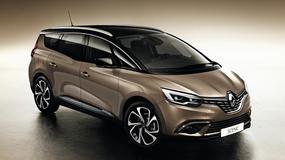 Nowy Renault Grand Scénic jeszcze większy