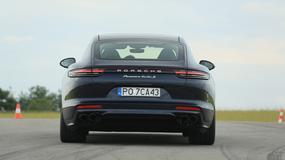 Porsche Panamera Turbo S E-Hybrid – co z tą masą? | TEST