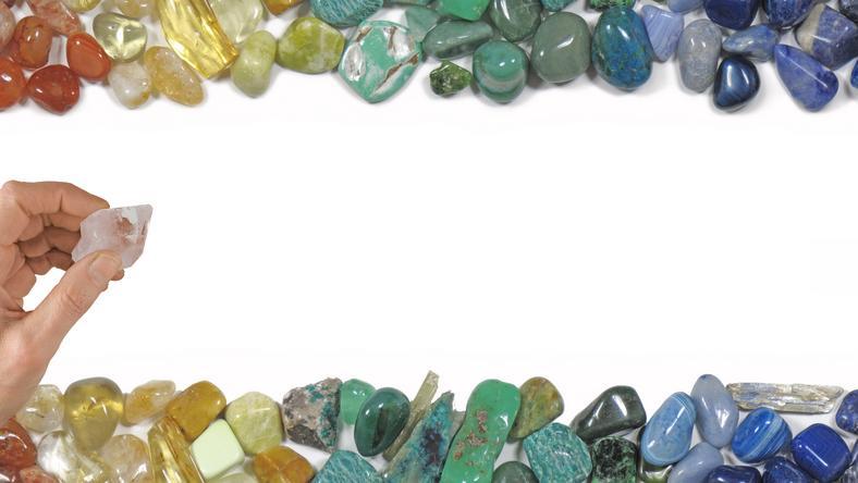 Az ezotéria hívei szerint testünkre, lelkünkre különböző módon hatnak bizonyos ásványok /Fotó: Shutterstock