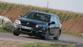 Renault Laguna 2.0 dCi: nie zwalnia tempa