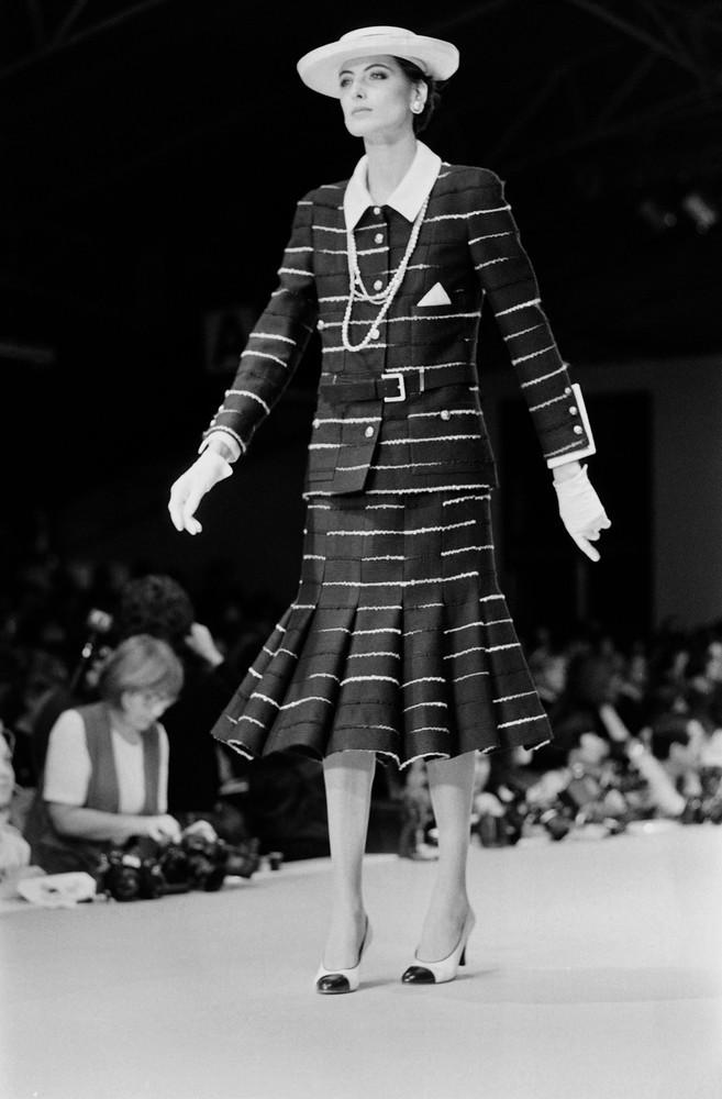 Pokaz Chanel, 1983 rok