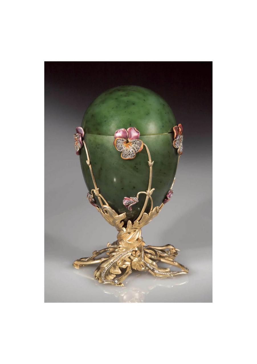Fabergé: symbol luksusu, o którym marzymy wszyscy
