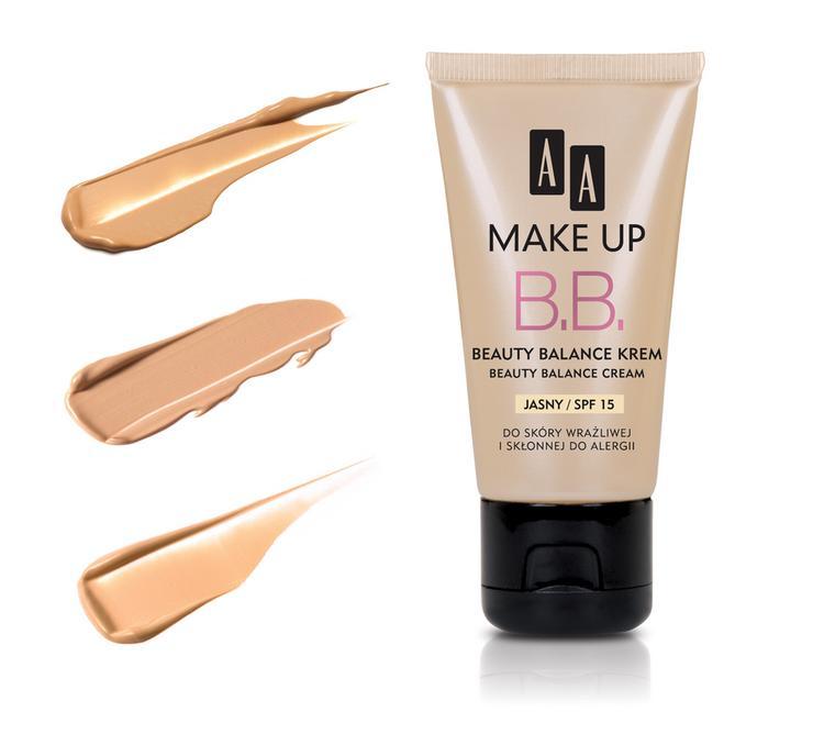 AA, Make up BB