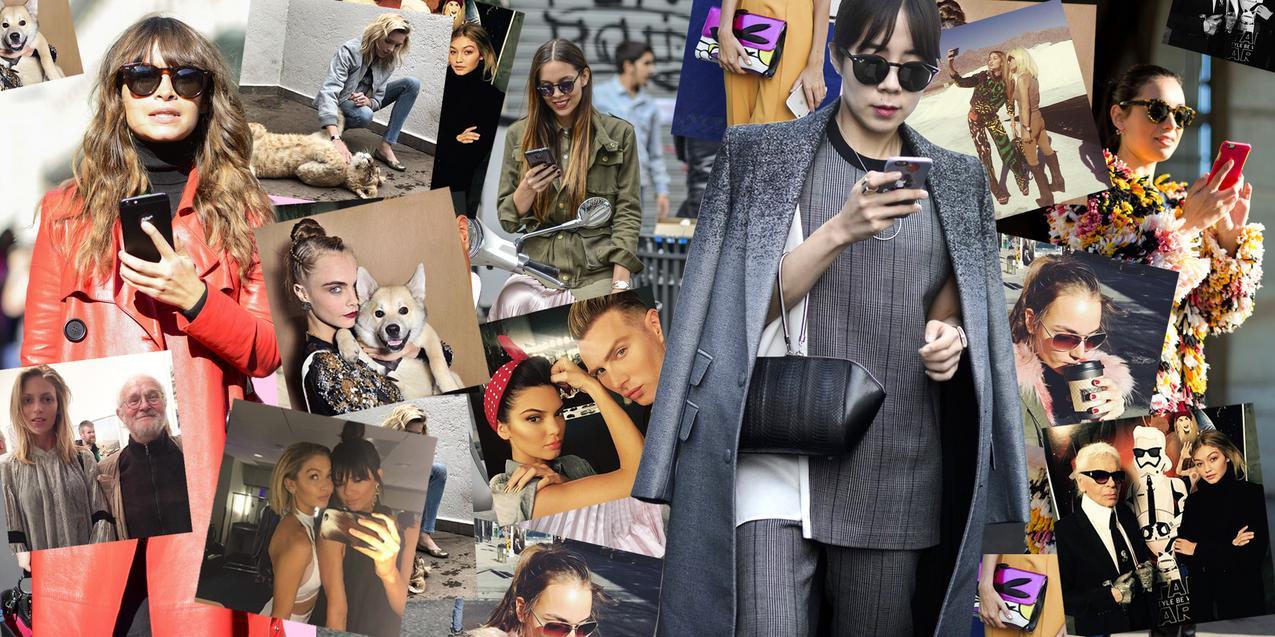 Modeling a social media. Kariera na Instgramie i Snapchacie