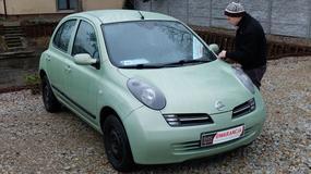 Auto z ogłoszenia - sprawdzamy Nissana Micrę