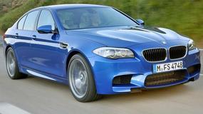 BMW M5 F10 nadjechało