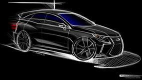 Lexus CT stanie się crossoverem?