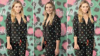 Best Look: Elizabeth Olsen w zestawie Kenzo x H&M