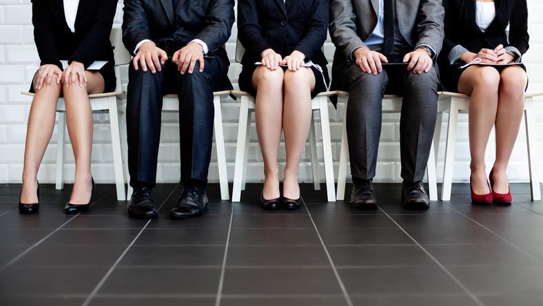Ön hogy készül az állásinterjújára? /Fotó: Northfoto