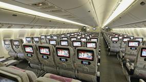 Boeing 777-300ER Emirates - największy samolot pasażerski latający do Polski