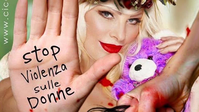Cicciolina kiáll a nők jogaiért /Fotó: Facebook